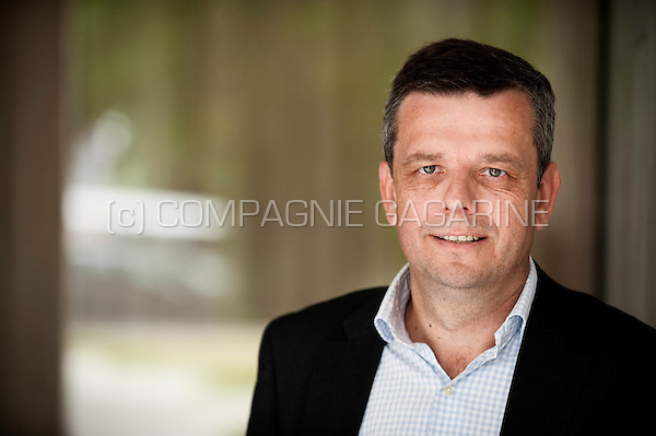 Thierry Ternier, CEO of Keytrade Bank (Belgium, 24/06/2014)
