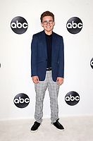 BEVERLY HILLS, CA - August 7: Sean Giambrone, at Disney ABC Television Hosts TCA Summer Press Tour at The Beverly Hilton Hotel in Beverly Hills, California on August 7, 2018. <br /> CAP/MPI/FS<br /> &copy;FS/MPI/Capital Pictures