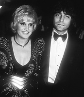 Lorna Luft & husband Jake Hooker<br /> 1982<br /> Photo By John Barrett/PHOTOlink