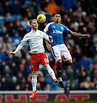 Craig Sibbald and James Tavernier