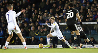 Leeds United's Samu Saiz looks to break away<br /> <br /> Photographer Rich Linley/CameraSport<br /> <br /> The EFL Sky Bet Championship - Leeds United v Reading - Tuesday 27th November 2018 - Elland Road - Leeds<br /> <br /> World Copyright &copy; 2018 CameraSport. All rights reserved. 43 Linden Ave. Countesthorpe. Leicester. England. LE8 5PG - Tel: +44 (0) 116 277 4147 - admin@camerasport.com - www.camerasport.com
