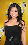 LOS ANGELES, CA. - February 26: Jenna Ushkowitz  arrives at the 41st NAACP Image Awards at The Shrine Auditorium on February 26, 2010 in Los Angeles, California.