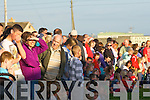 CROWDS: A large crowd attended the Ballyheigue Pig Races on Friday evening in conjuction with the Ballyheigue Summer Festival.