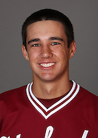 STANFORD, CA - NOVEMBER 11:  Kenny Diekroeger of the Stanford Cardinal during baseball picture day on November 11, 2009 in Stanford, California.