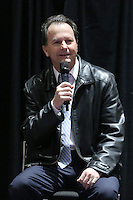 INDIANAPOLIS, IN - January 18, 2013: 1991 World Cup coach Anson Dorrance. U.S. Soccer hosted a World Cup Coaches and Captains panel at the Indiana Convention Center in Indianapolis, Indiana during the NSCAA Annual Convention.