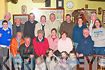Jerry Ryan from Listowel seated third from left celebrated his 60th birthday with his friends in The Saddle Bar Listowel, on Friday evening.......   Copyright Kerry's Eye 2008
