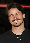 WESTWOOD, CA - OCTOBER 01: Jason Ritter arrives at the Los Angeles premiere of 'Seven Psychopaths' at Mann Bruin Theatre on October 1, 2012 in Westwood, California.