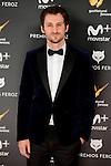 Raul Arevalo attends to the Feroz Awards 2017 in Madrid, Spain. January 23, 2017. (ALTERPHOTOS/BorjaB.Hojas)