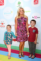 LOS ANGELES - SEP 23:  Courtney Friel, children at the 6th Annual Red CARpet Safety Awareness Event at the Sony Pictures Studio on September 23, 2017 in Culver City, CA