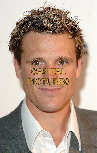 JAMES CRACKNELL.attending the Glamour Women Of The Year Awards, Berkeley Square Gardens, London, 5th June 2007..portrait headshot.CAP/BEL.©Tom Belcher/Capital Pictures.