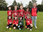 Drogheda Town Falcons U-10. Photo:Colin Bell/pressphotos.ie