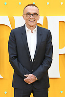 "LONDON, UK. June 18, 2019: Danny Boyle arriving for the UK premiere of ""Yesterday"" at the Odeon Luxe, Leicester Square, London.<br /> Picture: Steve Vas/Featureflash"