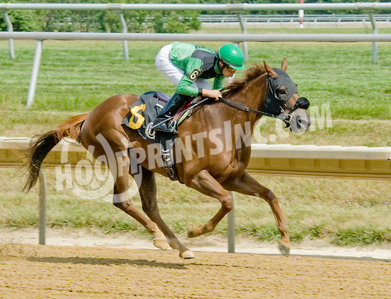 Sorry No Refunds winning at Delaware Park on 7/11/12