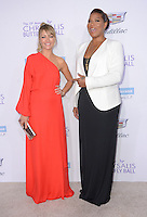 11 June 2016 - Los Angeles. Rebecca Gayheart-Dane, Queen Latifah, Dana Owens. Arrivals for the 15th Annual Chrysalis Butterfly Ball held at a Private Mandeville Canyon Residence. Photo Credit: Birdie Thompson/AdMedia