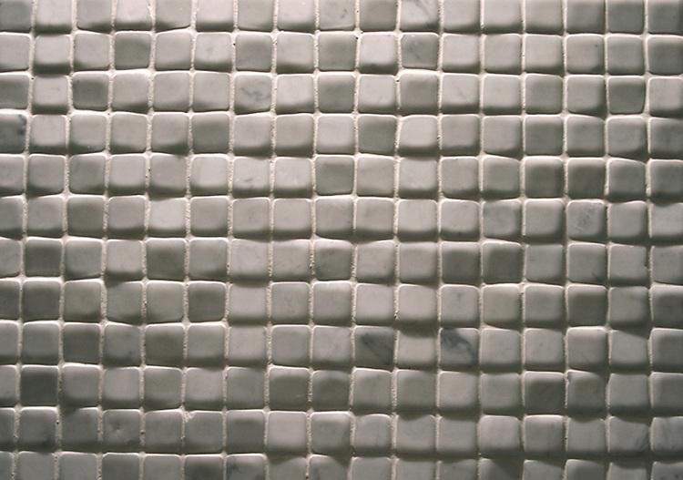 Giovanni Barbieri Timeworn Calacatta 2 x 2 in. mosaic