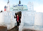 Estes Park Winter Festival, Estes Park, Colorado, USA