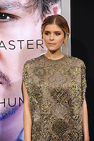 Kate Mara at the Los Angeles premiere of her movie &quot;Transcendence&quot; at the Regency Village Theatre, Westwood.<br /> April 10, 2014  Los Angeles, CA<br /> Picture: Paul Smith / Featureflash