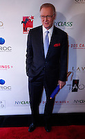 Chuck Scarborough attends NYCLASS: A Night Of New York Class at The Edison Ballroo in New York, United States. 10/23/2012. Photo by Kena Betancur/VIEWpress.