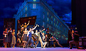 An American in Paris. West End Premiere of the Tony Award winning show. Directed and Choreographed by Christopher Weldon. With David Seadon-Young as Adam Hochberg, Haydn Oakley as Henri Baurel, Robert Fairchild as Jerry Mulligan.Opens at The Dominion Theatre, London on 14/3/17 . ONLY FOR EDITORIAL USE