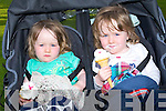 ICECREAM: Zoe and Jane Barry, Ballyheigue enjoying their Ice Cream at the Ballyheigue Pig Races on Friday evening at Ballyheigue GAA Grounds in conjuction with the Ballyheigue Summer Festival.
