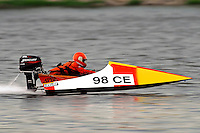 98-CE (stock outboard runabout)
