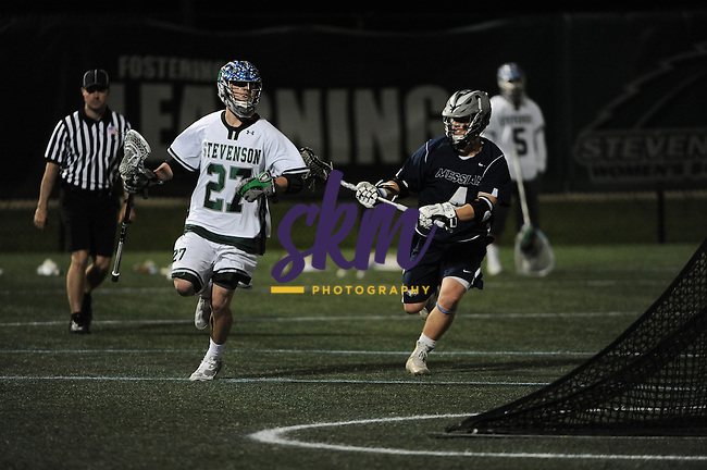 Stevenson men's lacrosseStevenson men's lacrosse racked up their 8th straight win, taking down Messiah 11-6 on Wednesday night at Mustang Stadium in Owings Mills.