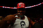 MIAMI, FL - JULY 10: Shannon Briggs attends Iron Mike Judgement Day boxing match at AmericanAirlines Arena on July 10, 2014 in Miami, Florida.  (Photo by Johnny Louis/jlnphotography.com)
