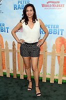LOS ANGELES, CA - FEBRUARY 03: Constance Marie at the premiere of Columbia Pictures' 'Peter Rabbit' at The Grove on February 3, 2018 in Los Angeles, California. <br /> CAP/MPI/DE<br /> &copy;DE//MPI/Capital Pictures