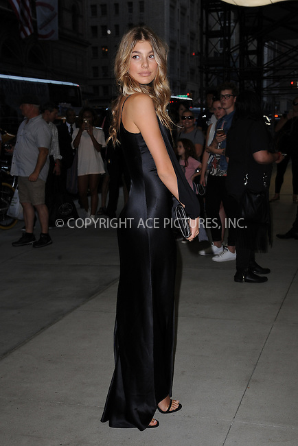 www.acepixs.com<br /> September 8, 2016  New York City<br /> <br /> Cami Morrone attending the The Daily Front Row's 4th Annual Fashion Media Awards at Park Hyatt New York on September 8, 2016 in New York City. <br /> <br /> <br /> Credit: Kristin Callahan/ACE Pictures<br /> <br /> <br /> Tel: 646 769 0430<br /> Email: info@acepixs.com