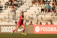 Boyds, MD - Saturday June 03, 2017: Kristie Mewis during a regular season National Women's Soccer League (NWSL) match between the Washington Spirit and Houston Dash at Maureen Hendricks Field, Maryland SoccerPlex.