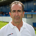 Redbridge FC Squad 2014/15