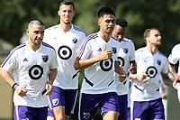 MLS All-Stars Training, July 29, 2019