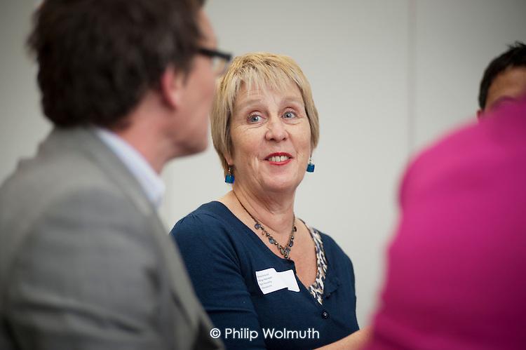 Workshop session.  Camden registered housing providers' conference, November 2012.