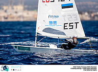The Trofeo Princesa Sofia Iberostar celebrates this year its 50th anniversary in the elite of Olympic sailing in a record edition, to be held in Majorcan waters from 29th March to 6th April, organised by Club Nàutic S'Arenal, Club Marítimo San Antonio de la Playa, Real Club Náutico de Palma and the Balearic and Spanish federations. <br /> <br /> ©Pedro Martinez/SAILING ENERGY/50th Trofeo Princesa Sofia Iberostar <br /> 02 April, 2019.