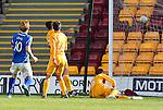 Liam Craig scores his goal for St Johnstone