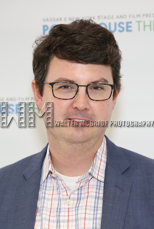 Thomas Pearson attends the Media Day for 33rd Annual Powerhouse Theater Season at Ballet Hispanico in New York City.