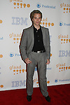 ATWT's Van Hansis at the 20th Annual GLAAD Media Awards on March 28, 2009 at the New York Marriott, New York City, NY. (Photo by Sue Coflin/Max Photos)