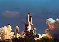 STS66 Launch, Atlantis, November 1994