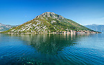 View across Kotor Bay, Montenegro