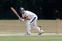 Harold Wood CC (batting) vs Hutton CC, Shepherd Neame Essex League Cricket at Harold Wood Park on 7th July 2018
