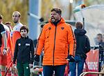 ROTTERDAM -  bondscoach Max Caldas (NED)    tijdens   de Pro League hockeywedstrijd heren, Nederland-Spanje (4-0) . COPYRIGHT KOEN SUYK