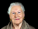 Diana Athill,writer,editor and critic,who wrote Somewhere Towards The End at The Oxford Literary Festival in Christ Church College in Oxford. CREDIT Geraint Lewis