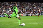 UEFA Champions League 2013/2014.<br /> FC Barcelona vs AFC Ajax: 4-0 - Game: 1.<br /> Kenneth Vermeer.