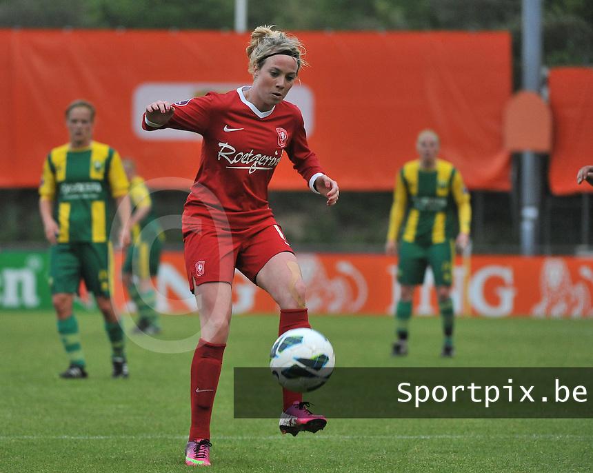 KNVB Beker Finale : ADO Den Haag - FC Twente : Marlous Pieete<br /> foto DAVID CATRY / Nikonpro.be