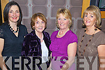 Night Out - Having a wonderful time at  The Ardfert Golf Club's Annual Joint Captains' Dinner held in the Ballyroe Heights hotel on Friday night were l/r Sharon Cahill, Mary O'Sullivan, Mary Quilligan and Catherine Mitchell.