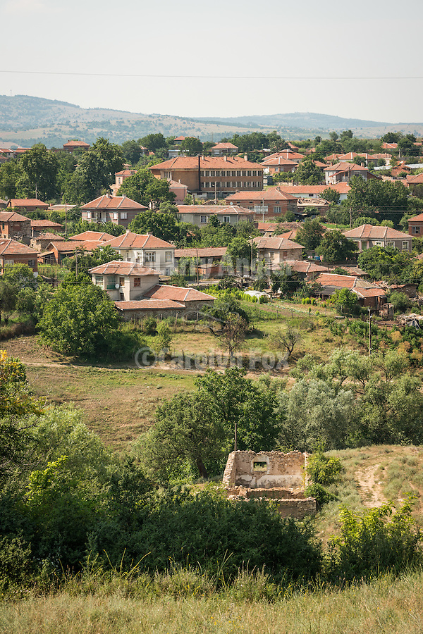Village of Mladinovo, Bulgaria