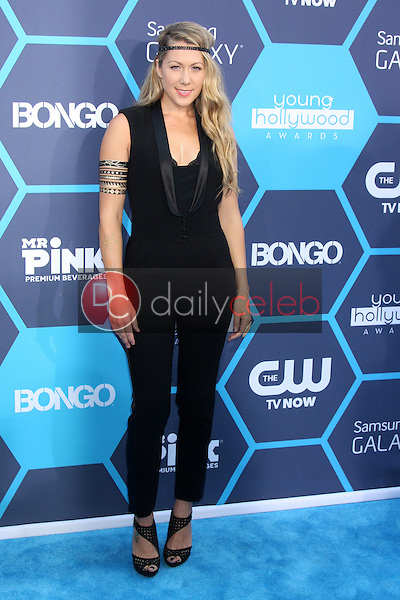 Colbie Caillat<br /> at the 2014 Young Hollywood Awards, Wiltern Theater, Los Angeles, CA 07-27-14<br /> David Edwards/Dailyceleb.com 818-249-4998