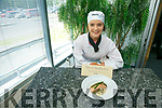 Apprentice Chef final at  IT Tralee on Thursday. Pictured Niamh McMahon, Mercy Mounthawk Tralee