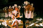 Procissao Ritual dos Penitentes em Xique Xique. Bahia. 2015. Foto de Joao Machado.