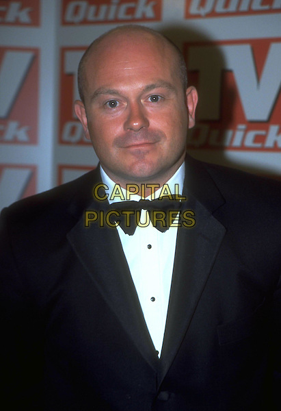 ROSS KEMP.Ref: 9971.bow tie, grant mitchell, half length, half-length.www.capitalpictures.com.sales@capitalpictures.com.© Capital Pictures.